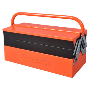 Metal portable tool box